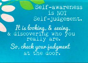 Awakening Self Awareness