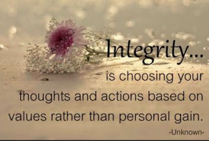 Sovereignty and Integrity